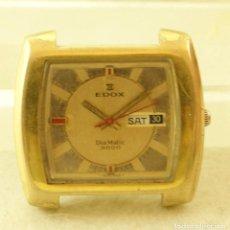 Relojes automáticos: EDOX DIAMATIC 3000 AUTOMATICO 32 X 41 MM. Lote 194725046