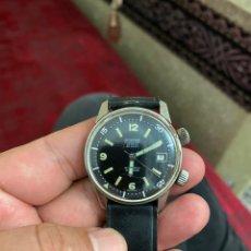 Relojes automáticos: RELOJ MIRAMAR GENEVE 25 JEWELS AUTOMÁTICO FUNCIONA PERFECTAMENTE MUY DIFÍCIL ENCONTRARLO.. Lote 194743473