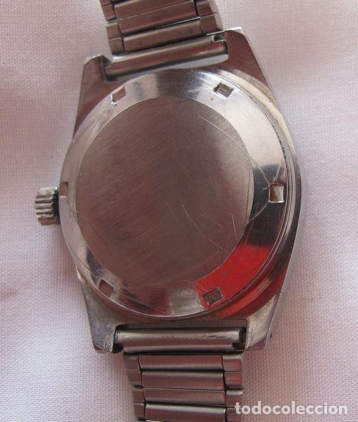 Relojes automáticos: RELOJ TISSOT VISODATE SEASTAR PR-516 DIVER VINTAGE AUTOMATICO - Foto 3 - 194858855