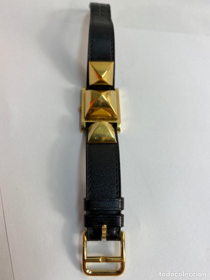 Relojes automáticos: REOJ HERMES PARA MUJER. MODELO MEDOR. S.XX. - Foto 2 - 194860853