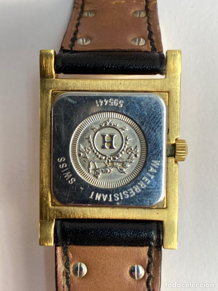 Relojes automáticos: REOJ HERMES PARA MUJER. MODELO MEDOR. S.XX. - Foto 4 - 194860853