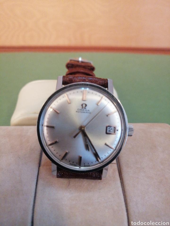 ÓMEGA AUTOMATIC SUISSE (Relojes - Relojes Automáticos)