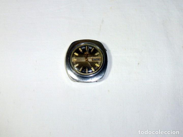 RELOJ AUTOMATICO ORIENT DOBLE CALENDARIO.FUNCIONA. (Relojes - Relojes Automáticos)