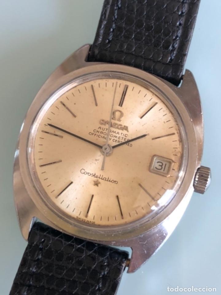 RELOJ OMEGA AUTOMATICO CONSTELLATION CALIBRE 564 AÑOS 60 (Relojes - Relojes Automáticos)