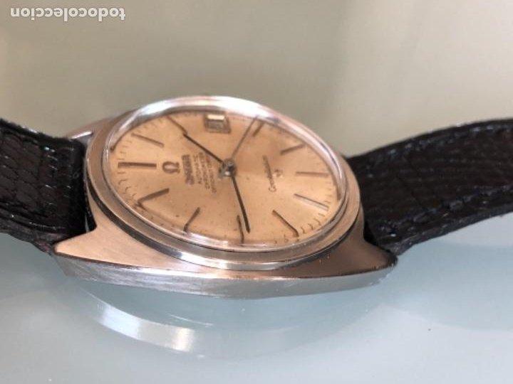 Relojes automáticos: RELOJ OMEGA AUTOMATICO CONSTELLATION CALIBRE 564 AÑOS 60 - Foto 4 - 194894948