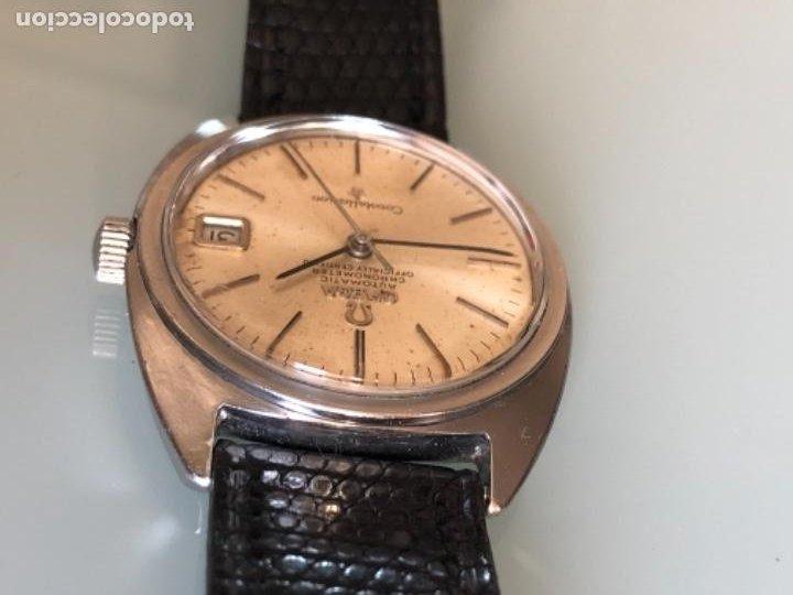 Relojes automáticos: RELOJ OMEGA AUTOMATICO CONSTELLATION CALIBRE 564 AÑOS 60 - Foto 5 - 194894948
