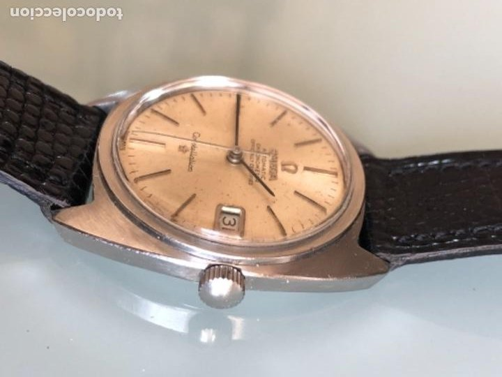 Relojes automáticos: RELOJ OMEGA AUTOMATICO CONSTELLATION CALIBRE 564 AÑOS 60 - Foto 6 - 194894948