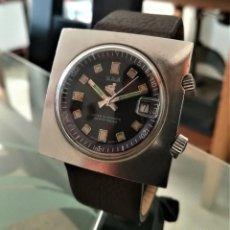 Relojes automáticos: RARO MOERIS FERROCARRIL DE ANTIOQUIA DIVER GRANDE AUTOMÁTICO. Lote 194970236