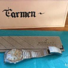 Relojes automáticos: BOTITO RELOJ OMEGA AUTOMATIC SEAMASTER TOTALMENTE ORIGINAL DE LOS AÑOS 70, LEAN LA DESCRIPCIÓN. Lote 195044567