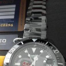 Relojes automáticos: RELOJ AUTOMÁTICO LOREO DE SUBMARINISMO. Lote 195045402
