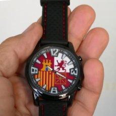 Relojes automáticos: ARMADA ESPAÑOLA. RELOJ DE PULSERA. BANDERA TAJAMAR O TORROTITO. Lote 195084065