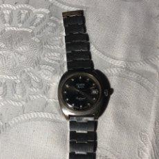Relojes automáticos: DUWARD AQUASTAR CONTINUAL 100M SWISS MADE. Lote 195090458
