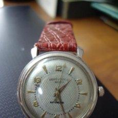 Relojes automáticos: RELOJ BAUME MERCIER - AUTOMATICO - AÑOS 40/50 - FUNCIONANDO. Lote 195110962