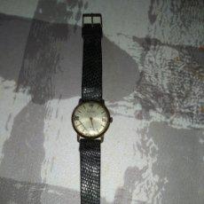 Relojes automáticos: RELOJ SUIZO THERMIDOR 17 RUBÍS AUTOMÁTICO CON CALENDARIO. FUNCIONANDO.. Lote 195119416