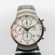 Relojes automáticos: RELOJ AUTOMÁTICO CRONOGRAFO MERCEDES ETA 7750 TITANIUM. Lote 195127022