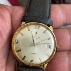 Relojes automáticos: RELOJ FESTINA AUTOMÁTICO FUNCIONA PERFECTAMENTE 38 MM - VER LAS FOTOS. Lote 195154617