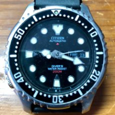 Relojes automáticos: CITIZEN PROMASTER DIVER. Lote 195159578