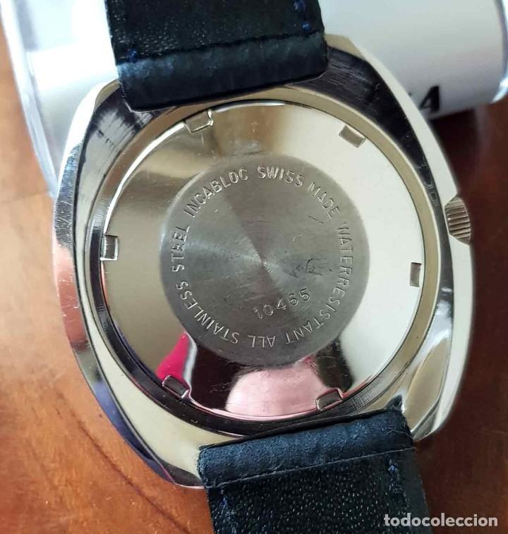 Relojes automáticos: RELOJ TITAN AUTOMATICO, Swiss made, VINTAGE, NOS (new old stock) - Foto 8 - 195166721