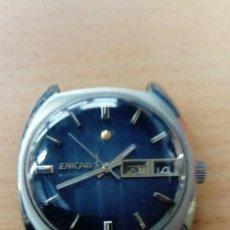 Relojes automáticos: RELOJ ENICAR AUTOMÁTICO. Lote 195215123
