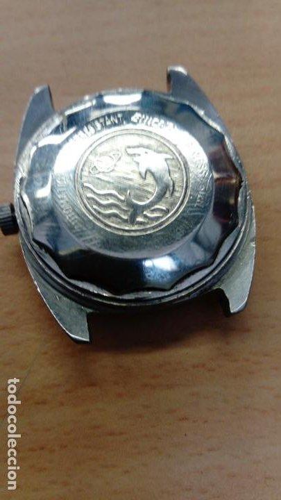 Relojes automáticos: Reloj Enicar automático - Foto 3 - 195215123