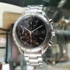 Relojes automáticos: OMEGA SPEEDMASTER AUTOMATICO CRONOGRAFO + REGALO. Lote 195218678