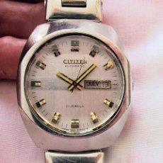 Relojes automáticos: RELOJ AUTOMATICO CITIZEN VINTAGE 21 RUBIES. Lote 195229225
