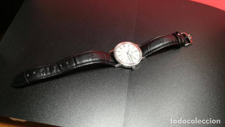 Relojes automáticos: RELOJ OMEGA AUTOMÁTICO DOBLE DATE, CAL-1020 DEL AÑO 1978, DE 17 JOYAS, INCABLOC - Foto 54 - 195235830