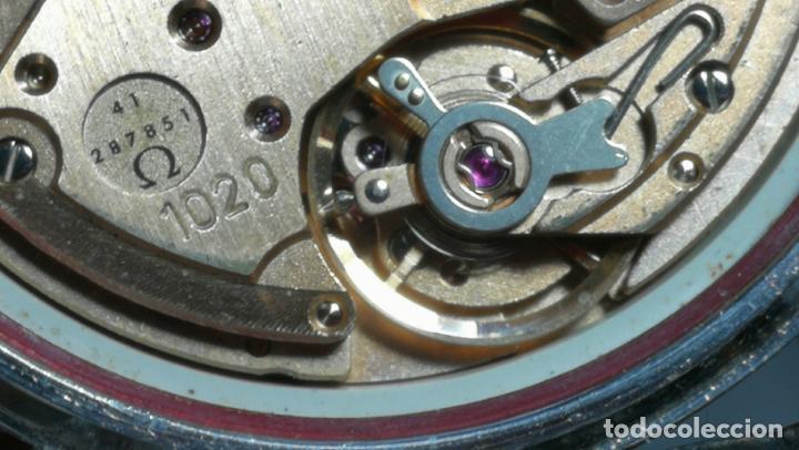 Relojes automáticos: RELOJ OMEGA AUTOMÁTICO DOBLE DATE, CAL-1020 DEL AÑO 1978, DE 17 JOYAS, INCABLOC - Foto 69 - 195235830