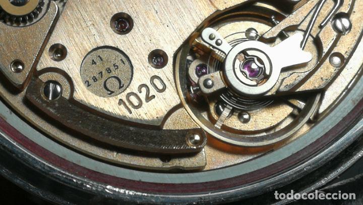 Relojes automáticos: RELOJ OMEGA AUTOMÁTICO DOBLE DATE, CAL-1020 DEL AÑO 1978, DE 17 JOYAS, INCABLOC - Foto 70 - 195235830