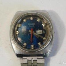 Relojes automáticos: RELOJ DUWARD AUTOMATICO. Lote 195252891