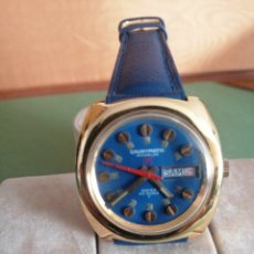 Relojes automáticos: CAUNY AUTOMATIC VINTAGE SUISSE. Lote 195253562