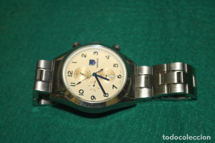 Relojes automáticos: RELOJ PULSERA, CARRERA, AUTOMATICO, (D2) - Foto 3 - 195259871