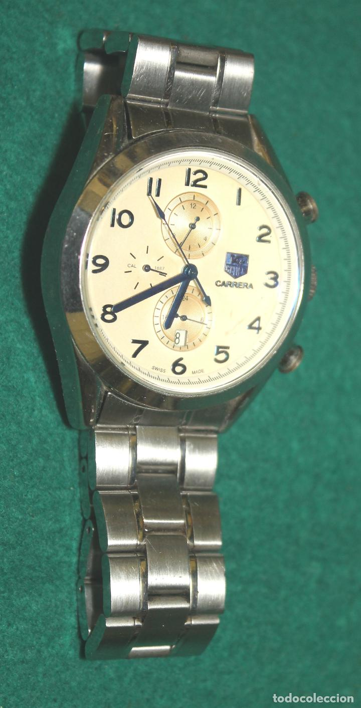 RELOJ PULSERA, CARRERA, AUTOMATICO, (D2) (Relojes - Relojes Automáticos)
