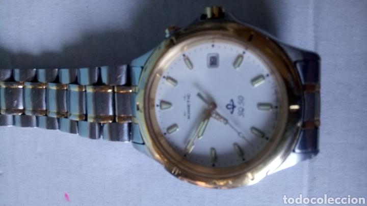 Relojes automáticos: RELOJ SEIKO KINETIC SQ 50. - Foto 2 - 195262951
