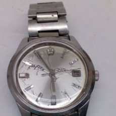 Relojes automáticos: RELOJ CITIZEN AUTOMATICO DISEÑO ESPECIAL. Lote 195273395
