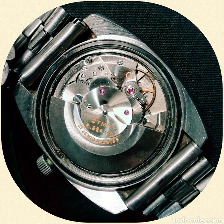 Relojes automáticos: Reloj pulsera CYMA by SYNCHRON, Conquistador, AUTOMÁTICO. - Foto 2 - 195277876