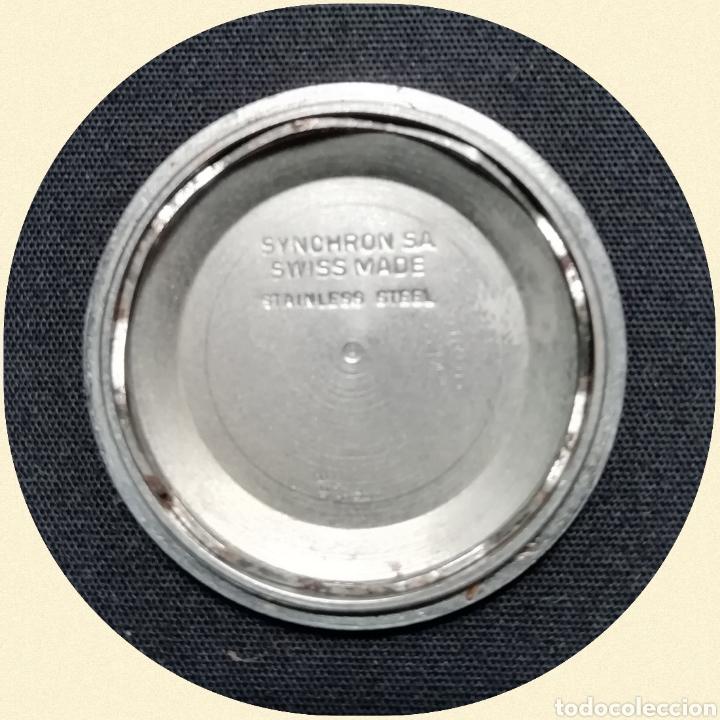 Relojes automáticos: Reloj pulsera CYMA by SYNCHRON, Conquistador, AUTOMÁTICO. - Foto 3 - 195277876