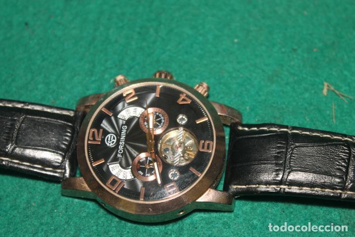 Relojes automáticos: RELOJ DE PULSERA, AUTOMATICO, FORSING (D14) - Foto 2 - 195315277