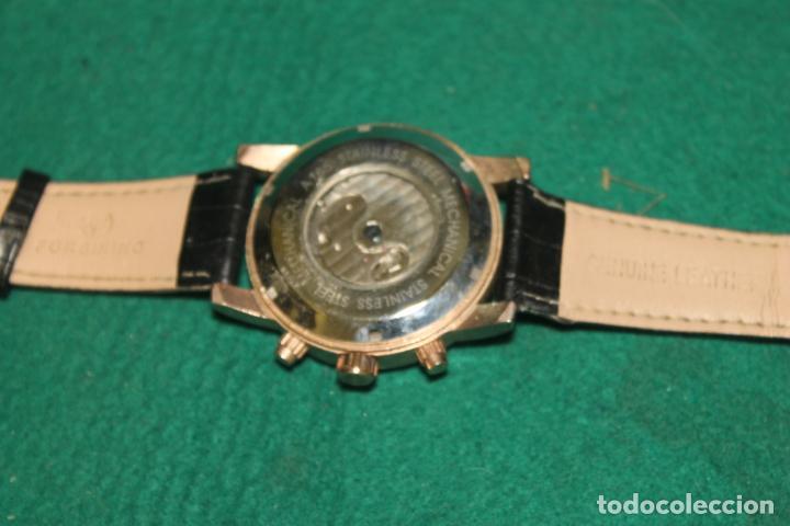Relojes automáticos: RELOJ DE PULSERA, AUTOMATICO, FORSING (D14) - Foto 3 - 195315277
