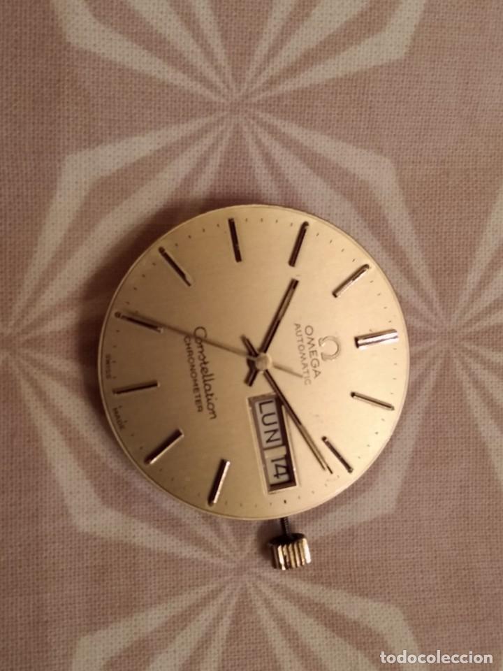 MAQUINA OMEGA CONSTELLATION (Relojes - Relojes Automáticos)