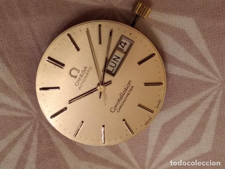 Relojes automáticos: Maquina Omega Constellation - Foto 3 - 195321932