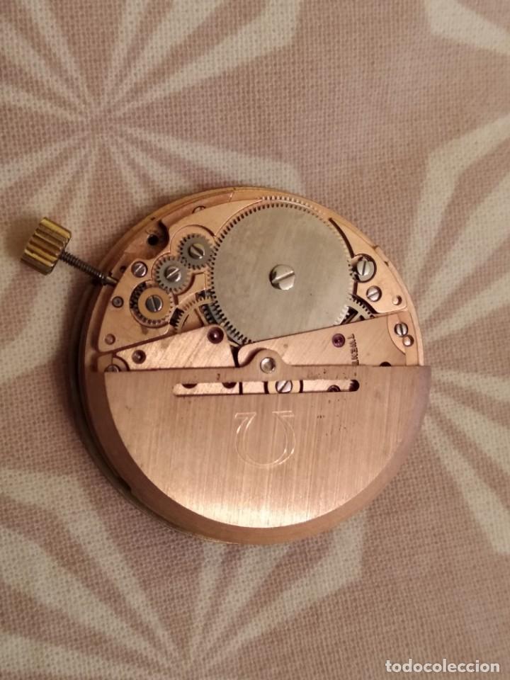Relojes automáticos: Maquina Omega Constellation - Foto 4 - 195321932