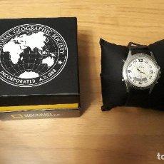 Relojes automáticos: RELOJ PULSERA NATIONAL GEOGRAPHIC. Lote 195338448