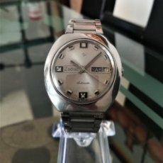 Relojes automáticos: HERMOSO ZODIAC AUTOMATICO ANTIGUO CAL.86. Lote 195345253