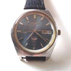 Relojes automáticos: CITIZEN SEVEN STAR DE LUXE, AUTOMÁTICO, CALENDARIO Y DIA DE LA SEMANA, FUNCIONA. Lote 195360820