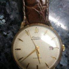 Relojes automáticos: RARO CONTEX DIAMATIC. AÑOS 50/60. Lote 195404098