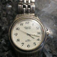 Relojes automáticos: ORIENT 100 METROS MECANETIC. Lote 195404813