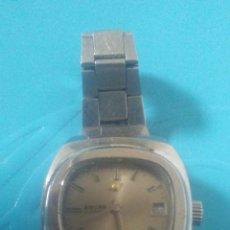 Relojes automáticos: RELOJ DE PULSERA ENICAR DIFICIL Y RARO DE VER FUNCIONANDO PERFECTAMENTE. Lote 195425783