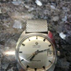 Relojes automáticos: CERTINA WATERKING 215. ACERO. Lote 195426286