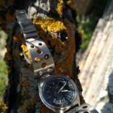 Relojes automáticos: ✨C1/6 RELOJ CRONOGRAFO SEIKO JUMBO VINTAGE AUTOMÁTICO. Lote 195449103